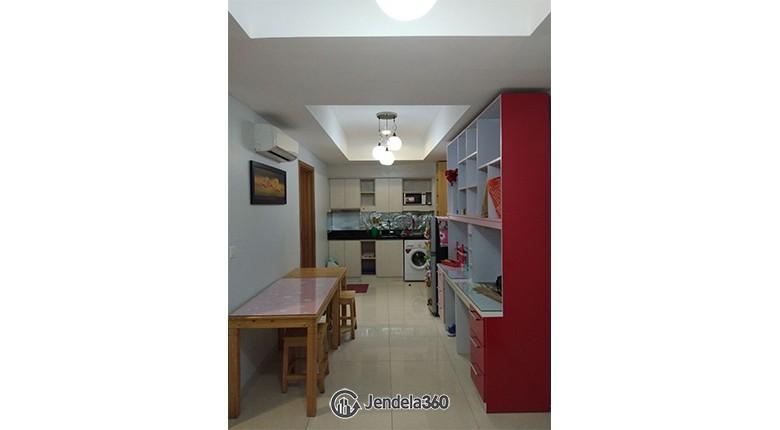 Dapur Apartemen The Mansion Kemayoran Jasmine