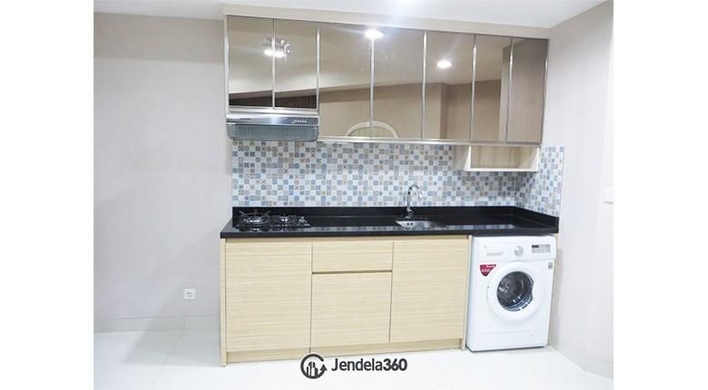 Dapur The Mansion Kemayoran Jasmine Apartment