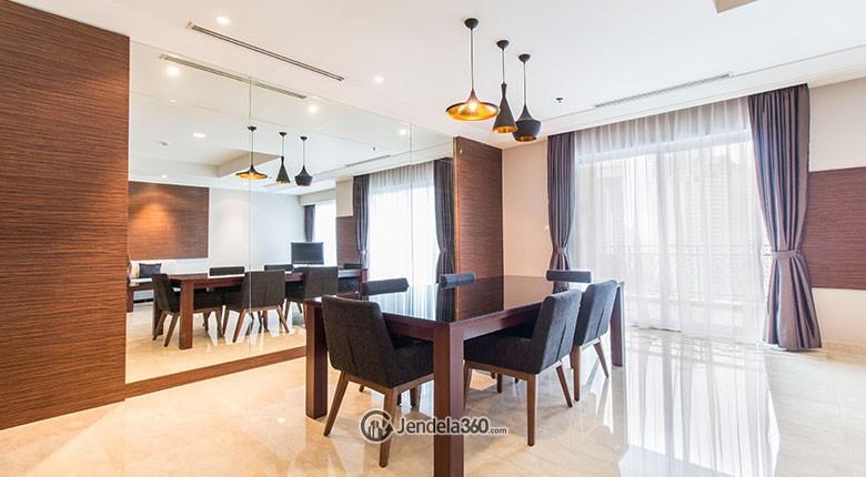 apartemen pakubuwono residence
