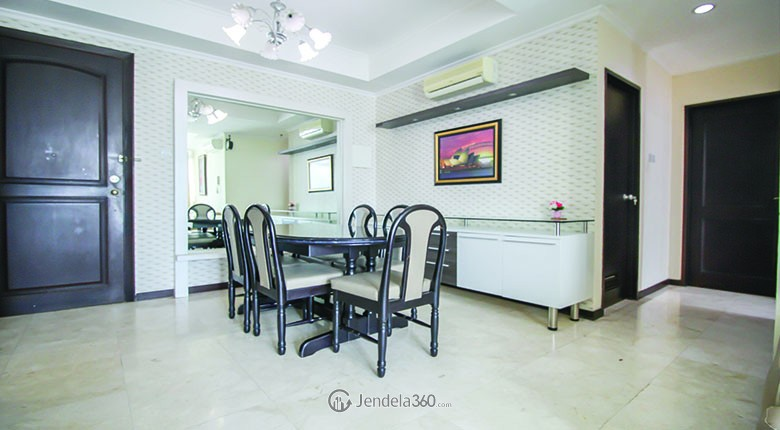 sewa apartemen the bellagio residence