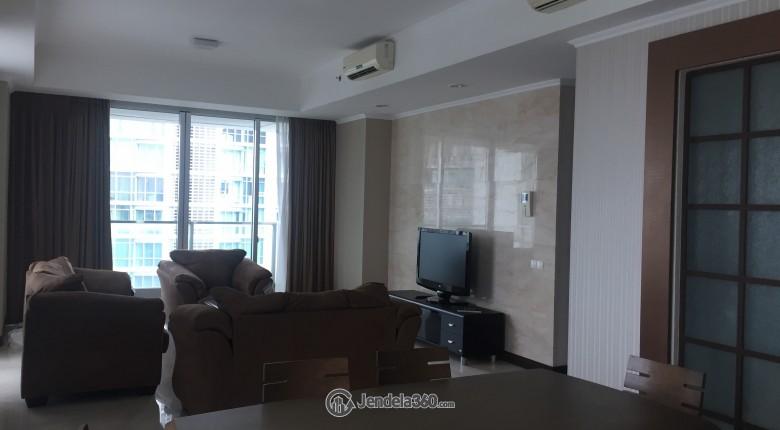 Dining Room Kemang Village Apartment