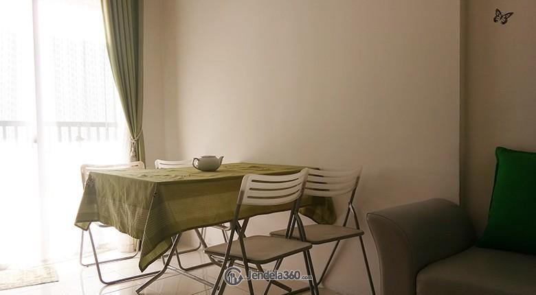 Dining Room Mediterania Marina Ancol Apartment Apartment