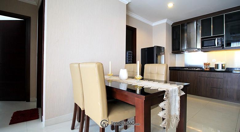 Dining Room Kuningan City - Denpasar Residence