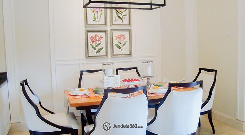 Dining Room 1 Park Avenue Apartment