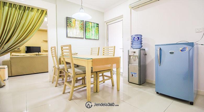 Dining Room Mediterania Garden Residence 1 Apartment