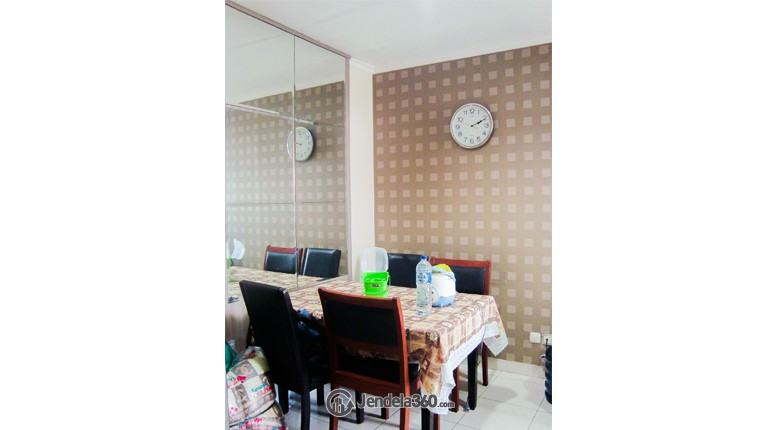 Dining Room Casablanca Mansion Apartment