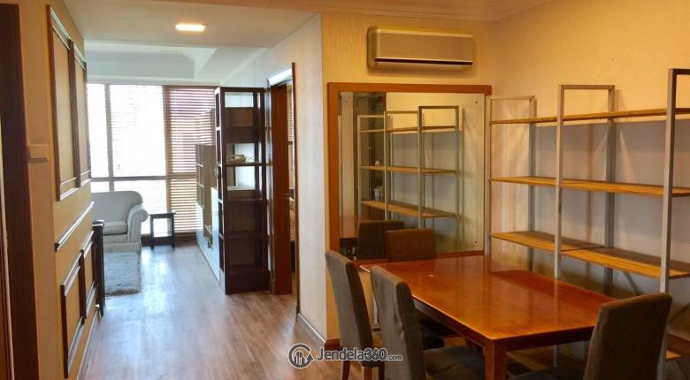 Dining Room Puri Imperium Apartment Apartment