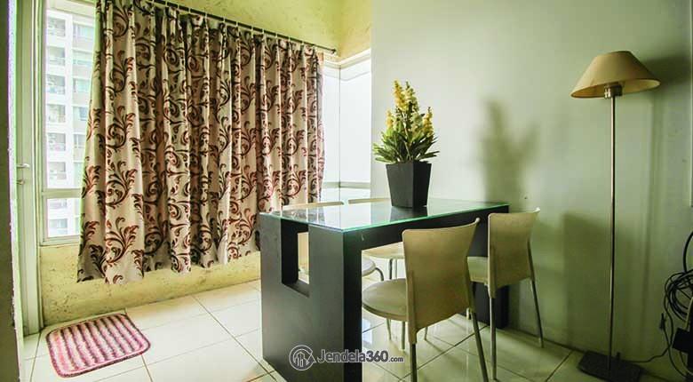 Dining Room Sudirman Park Apartment