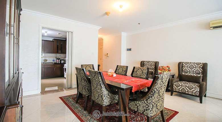 Dining Room Apartemen Grand ITC Permata Hijau