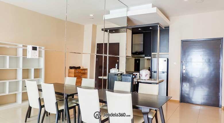 Dining Room Gandaria Heights Apartment Apartment