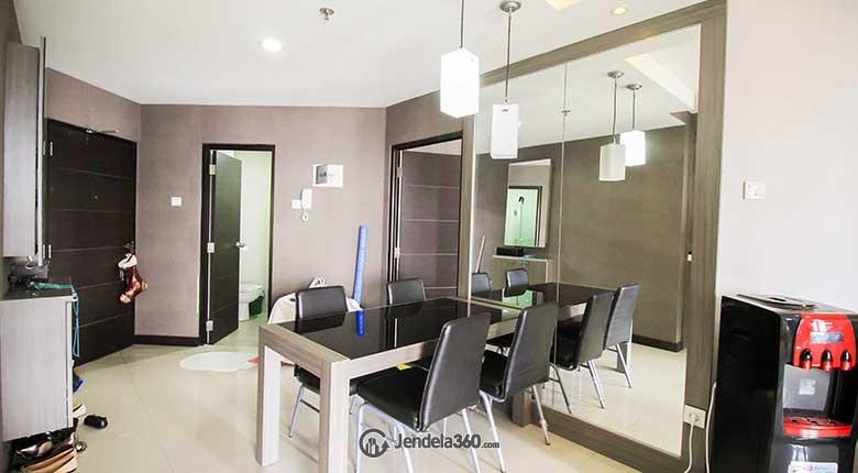 Dining Room Apartemen Taman Sari Semanggi Apartment