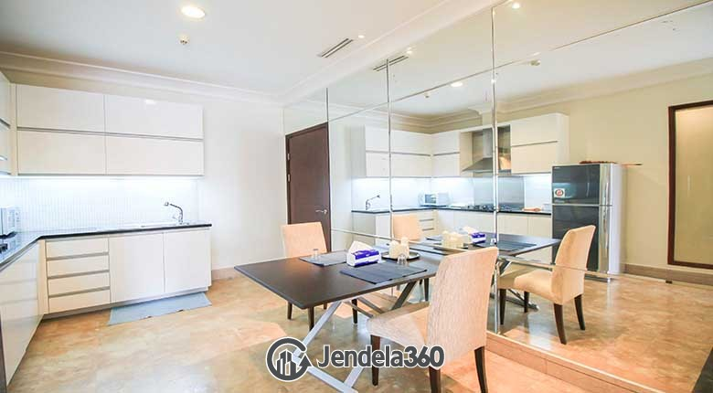 Dining Room The Capital Residences Apartment