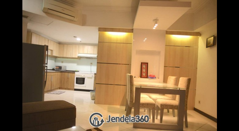 Dining Room Sudirman Tower Condominium (Aryaduta Suites Semanggi)