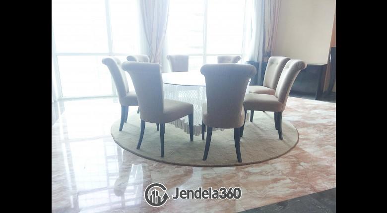 Dining Room Bellagio Mansion Apartment