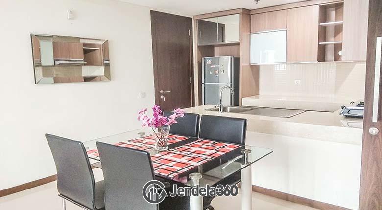 Dining Room ST Moritz Apartment