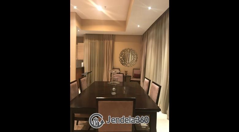 Dining Room Kuningan Place Apartment