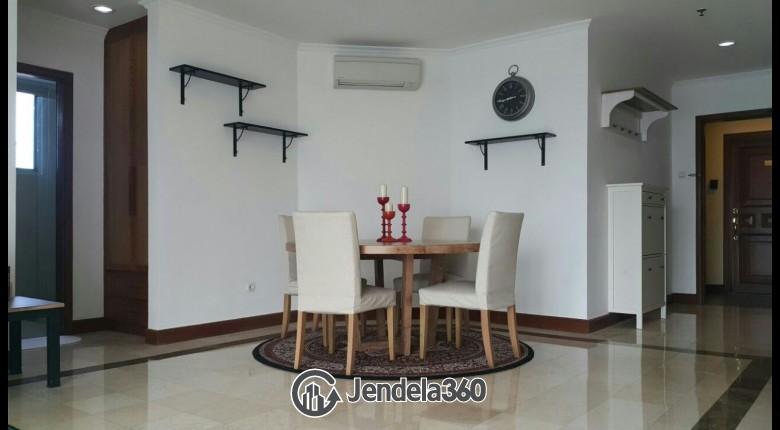 Dining Room Bumi Mas Apartment