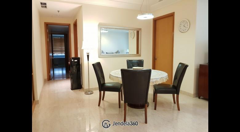 Dining Room Pakubuwono Residence