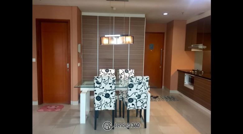Dining Room Kuningan Place Apartment Apartment