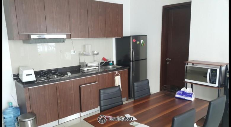 Dining Room Apartemen Kuningan City (Denpasar Residence)