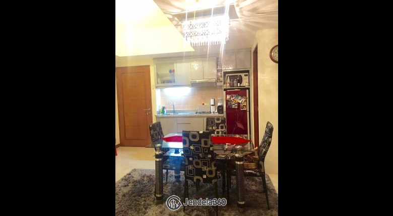 Dining Room Marbella Kemang Residence Apartment Apartment