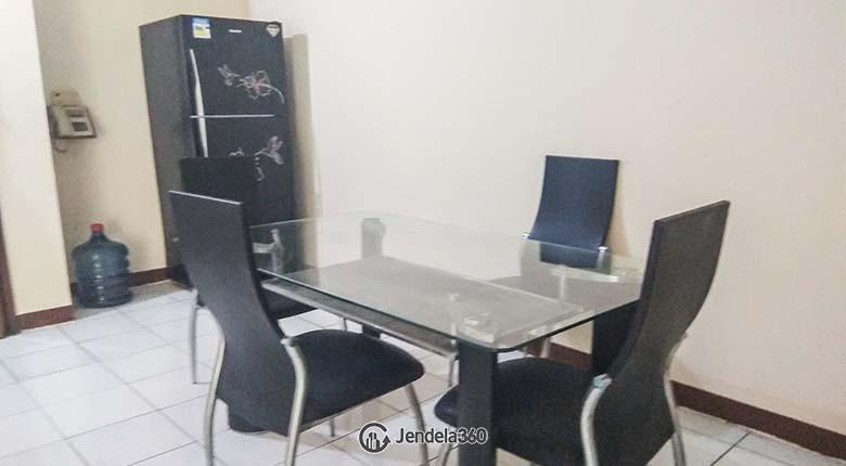 Dining Room Taman Kemayoran Kondominium Apartment