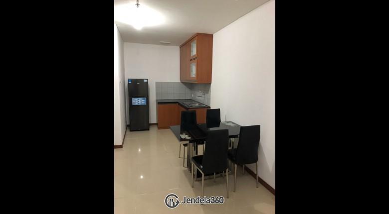 Dining Room Apartemen Condominium SeaView Pluit (GreenBay)