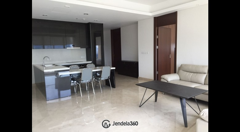 Dining Room Pondok Indah Residence Apartment