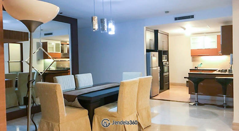 dining room The Capital Residences