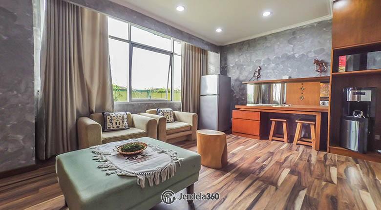 Dining room Senayan Apartment Apartment