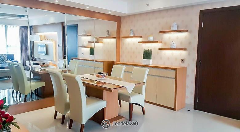 dining room Kemang Village Apartment Apartment