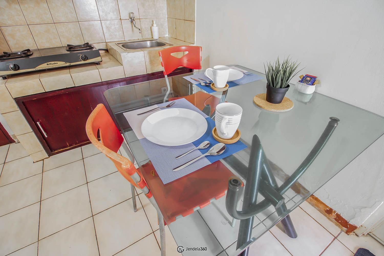 Dining room Mediterania Garden Residence 1