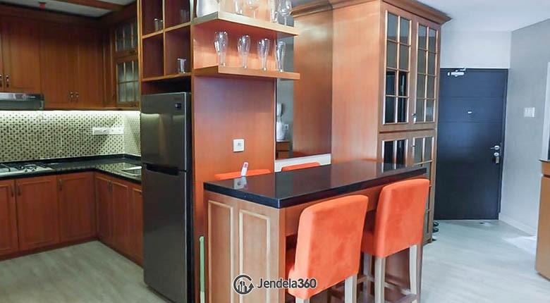 dining room Taman Sari Semanggi Apartment