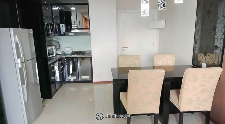 Dining room Apartemen Thamrin Residence Apartment