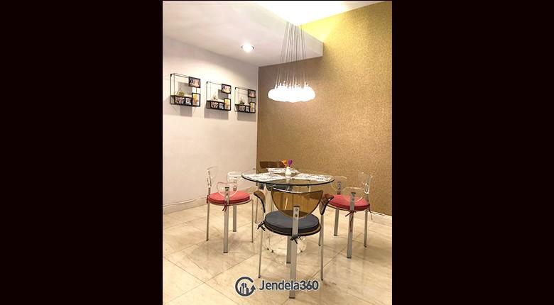 dining room Apartemen Menteng Executive Apartment