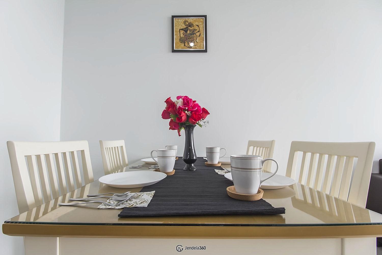 Dining room Lexington Residences