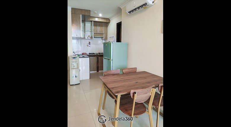 Dining room CBD Pluit Apartment Apartment