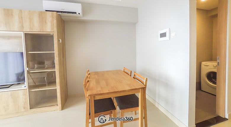 Dining room Maqna Residence
