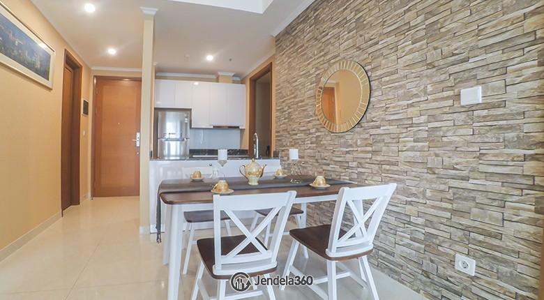 Dining Room Taman Anggrek Residence
