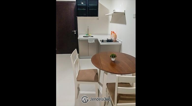 Dining Room Brooklyn Alam Sutera Apartment Apartment