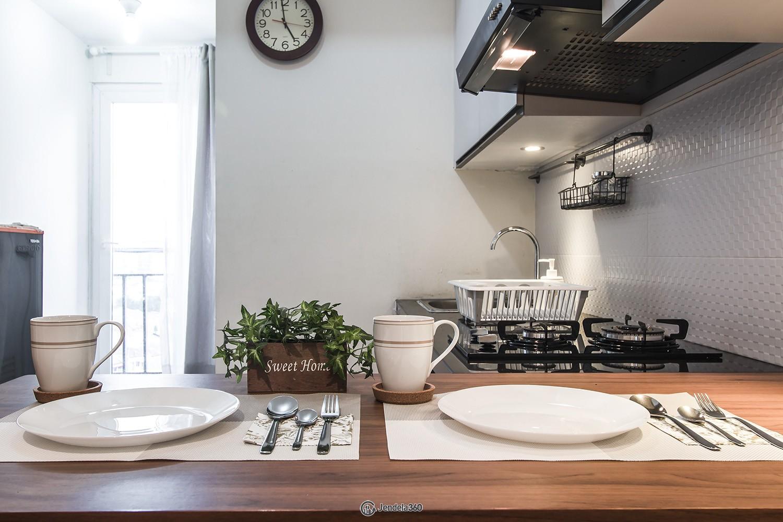 Dining Room Puri Park View Apartment Apartment
