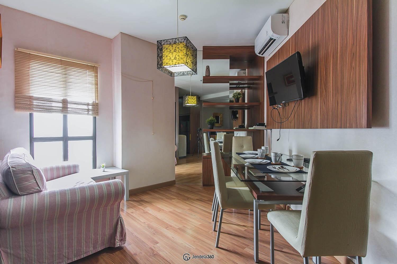 Dining Room Taman Sari Semanggi Apartment Apartment