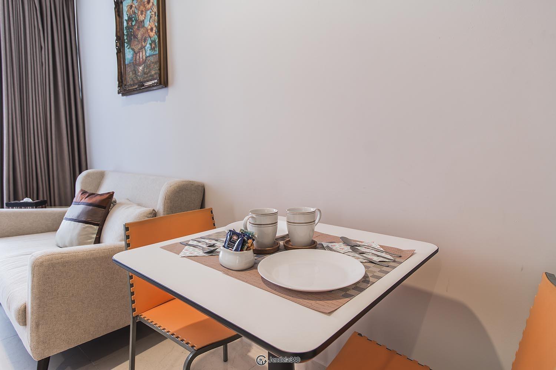 Dining Room Taman Anggrek Residence Apartment