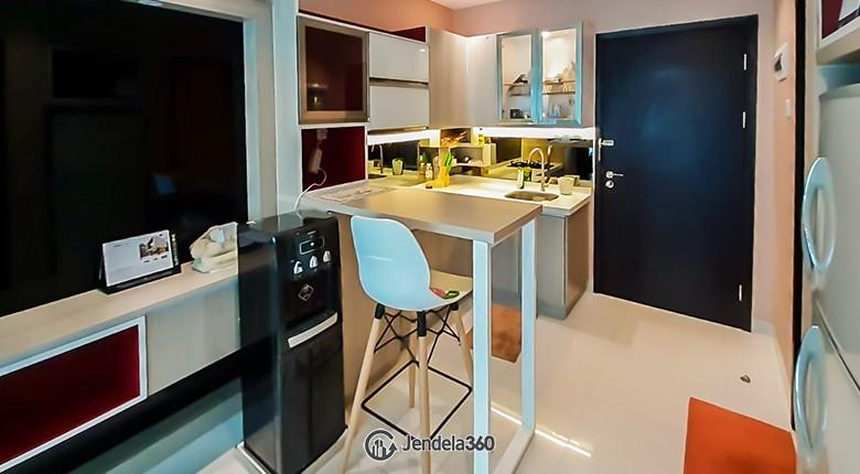 Dining Room Brooklyn Alam Sutera Apartment