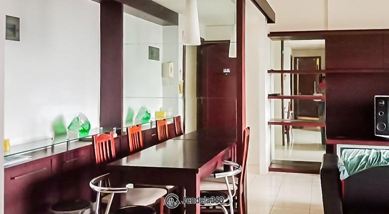 Dining Room Mediterania Marina Ancol Apartment