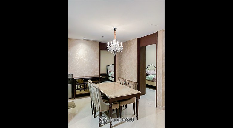 Dining Room Pondok Indah Residence