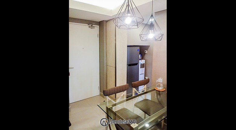 Dining Room Pakubuwono Terrace Apartment