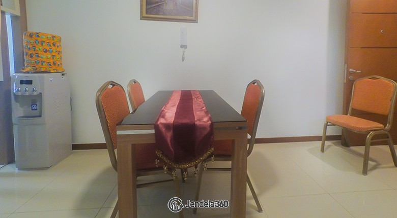 Dining Room Condominium Green Bay Pluit SeaView Apartment