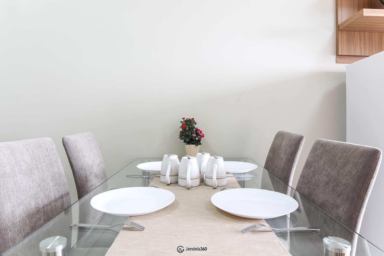 Dining Room Bintaro Park View Apartment