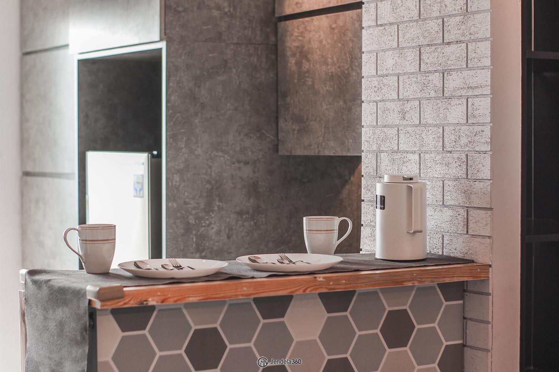 Dining Room Apartemen Metro Park Residence